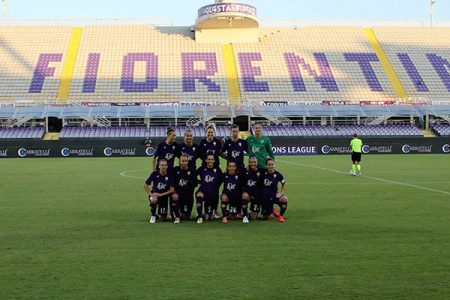 Woman's Champions League: Fiorentina – Arsenal 0 – 4