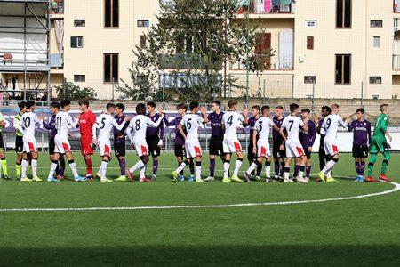 Primavera: Fiorentina-Genoa 4-0