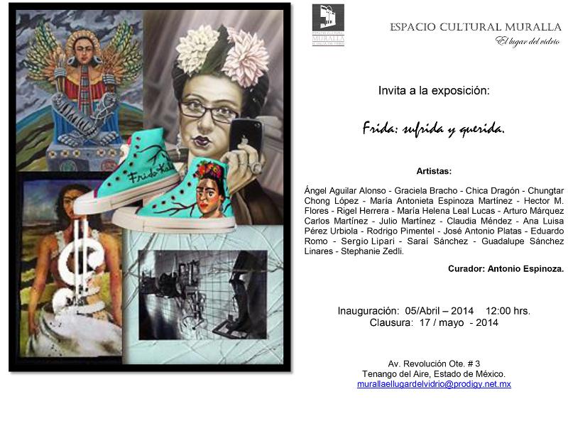 """Mostra \""""Frida: sufrida y querida\"""""""