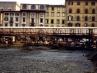 Veduta del cantiere archeologico di piazza della Signoria