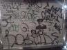Alessandro - Quando la street art degenera in un guazzabuglio di tag