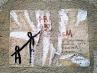 Paola - Street art is vandalism...e a penna, messaggio di una giornalista che lo vuole intervistare