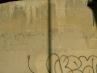 Fabrizio - Lo street artist stimola. La fantasia dell'osservatore che ne ha fa il resto.... Per i meno fortunati è solo vandalismo