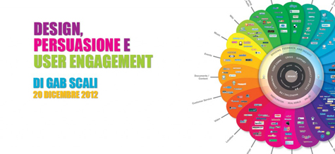 Design, persuasione e user engagement