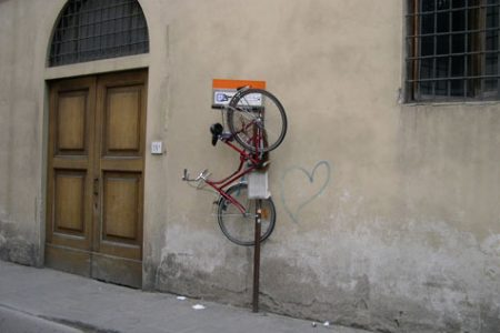 Categoria: rastrelliere per biciclette cercasi!