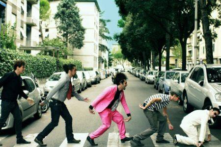 Ballare coi Ragazzi Scimmia