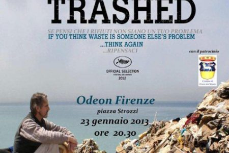 Trashed al cinema Odeon