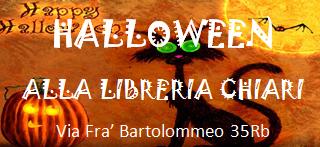 Halloween in Libreria
