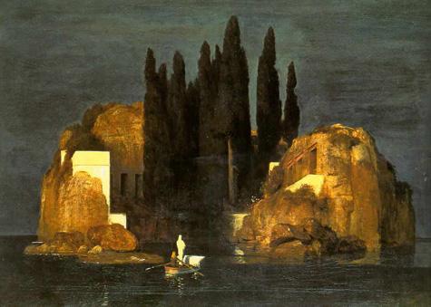 L'isola dei morti