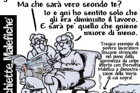 Meno morti sul lavoro in Toscana