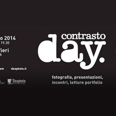 Contrasto day: fotografia, presentazioni, incontri, letture portfolio