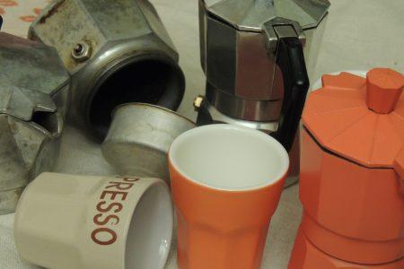 Tutte le sfumature del caffè