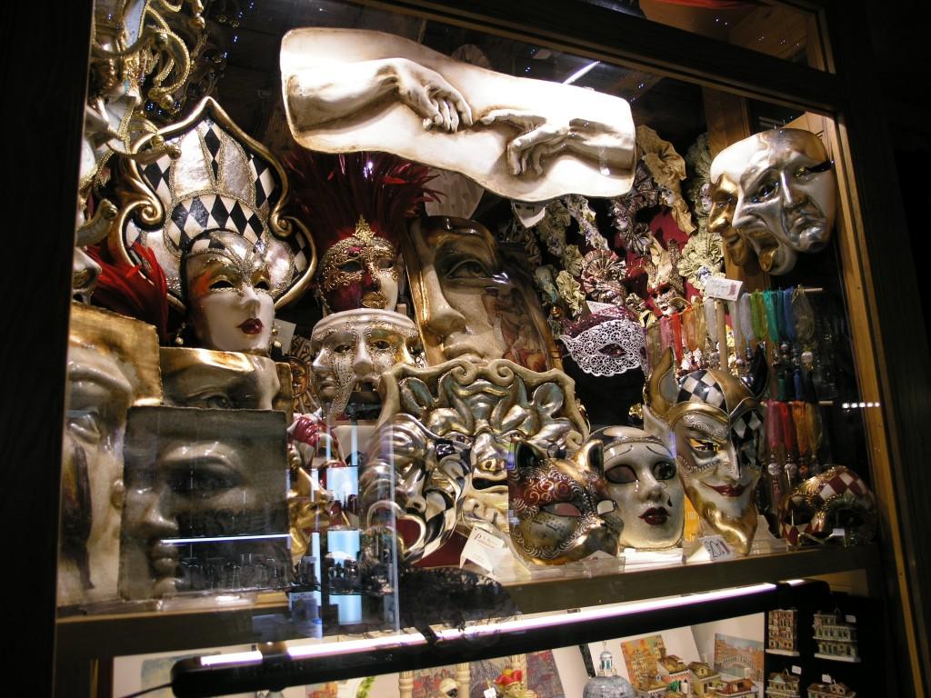 Maschere di carnevale 1