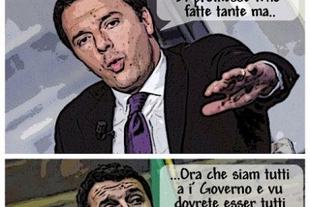 Renzi Reloaded due punto zero