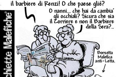 I capelli di Renzi