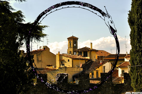 Ouroboros (a philosophical atonement of Florence)