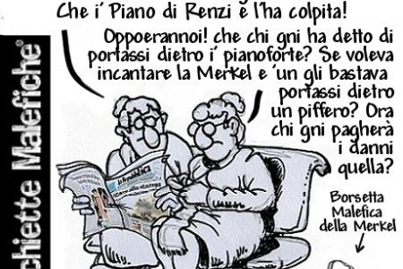 Il piano di Renzi