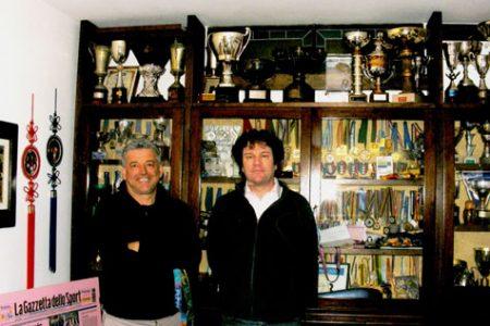 Andrea Benelli, l'oro di Firenze – Parte prima
