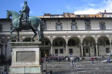Una Firenze che mi piace
