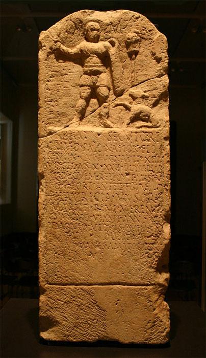 Urbico gladiatore fiorentino