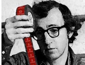 Citarsi ad osso. Woody Allen non esiste!