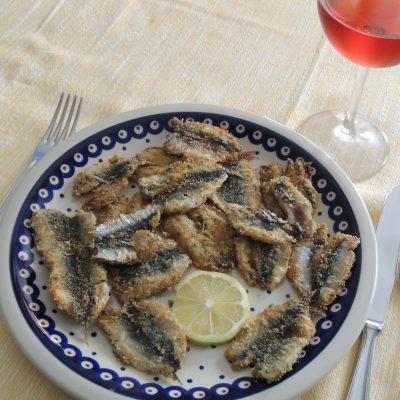 Povero pesce: Filetti di sarda al forno!