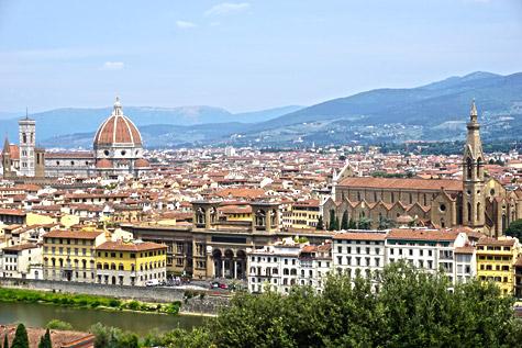 Ragazze, scusate, siete di Firenze?