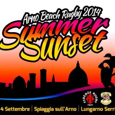 Arno Beach Rugby 2014