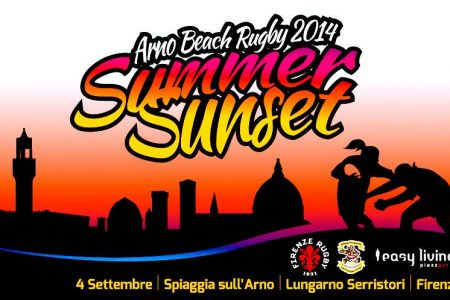 Arno Beach Rugby 2014