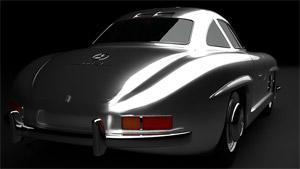Mercedes 300 SL (1952-1957)