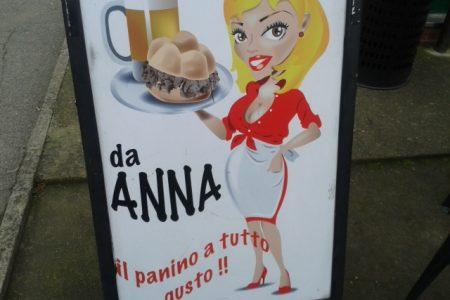 Paninoteca da Anna