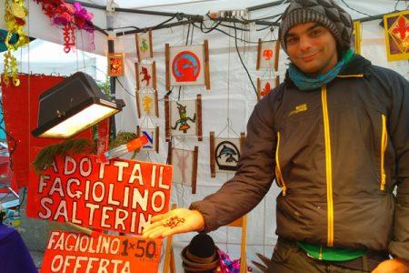 Novoli: adotta il fagiolo salterino