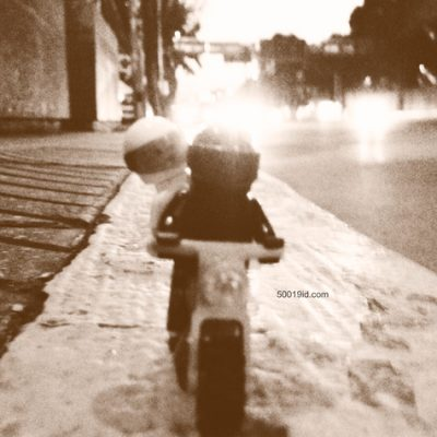 ME&TE   Il traffico del Distrito Federal