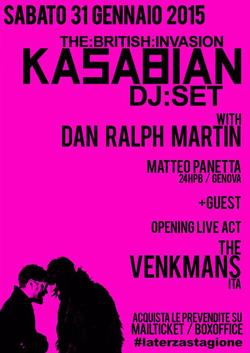 Venkmans + Dan Ralph Martin