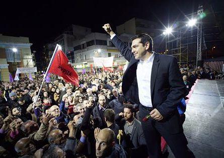 Benvenuto Tsipras