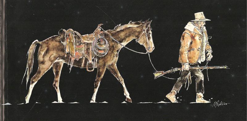 Foto da http://www.mondadoricomics.it/blog/ivo-milazzo-il-western-secondo-me
