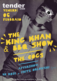 King Khan and BBQ Show