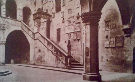 Palazzo del Bargello - Interno