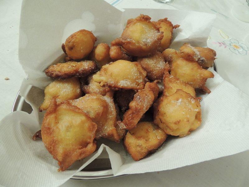Frittelle di nonna Fidalma
