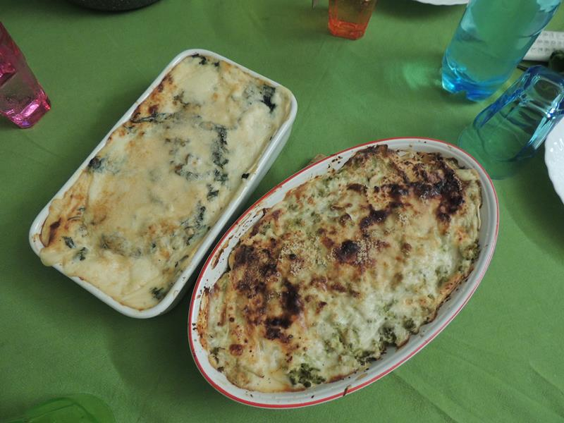 Lasagne di Carasau