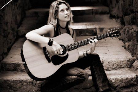 Giulia Millanta canta a Firenze