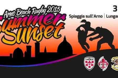 Arno Beach rugby 2015