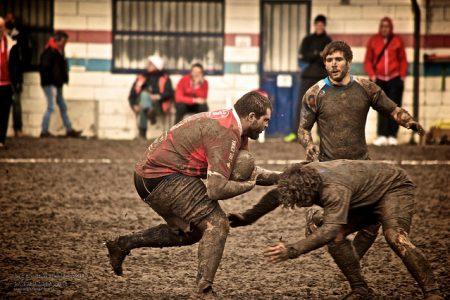 Fango e rugby