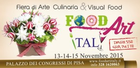 Food Art Italy a Pisa