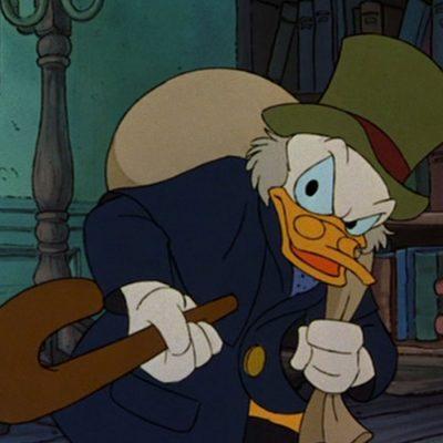 Come vecchi e dannati Scrooge