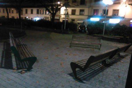 Visioni ravvicinate del terzo tipo in piazza Dalmazia