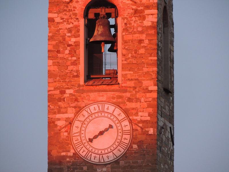 Campanile della chiesa di Badia a Ripoli