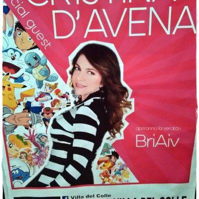 Cristina d'Avena in concerto: ed è subito nostalgia.