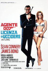 Mi chiamo Bond. James Bond.