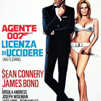 Mi chiamo Bond. James Bond.